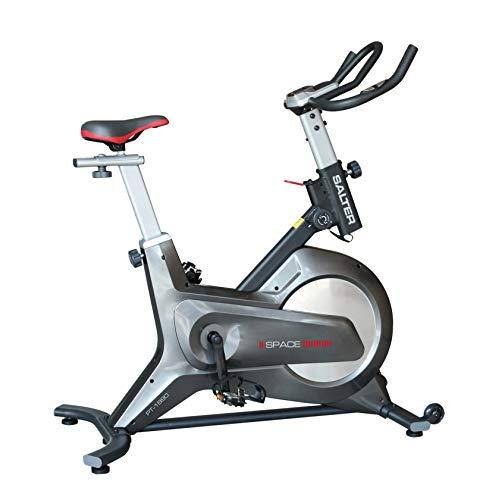 SALTER Bicicleta Indoor Space PT-1890 Freno magnético, Volante de inercia Equivalente a 16kg,...*