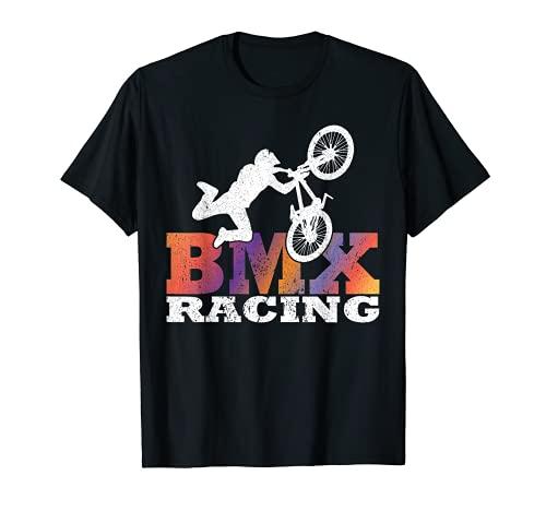 BMX I Downhill Bike I Cross Bike I Rueda I MTB bicicleta I BMX Camiseta