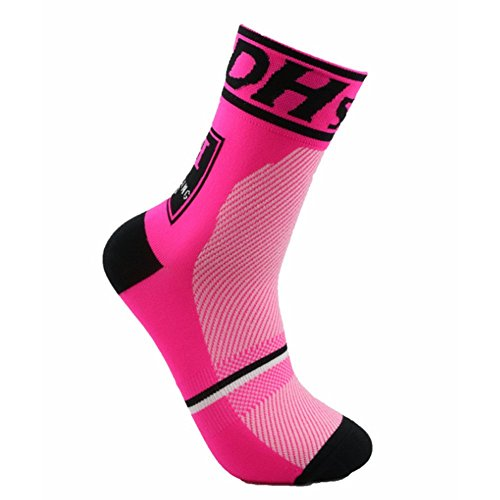JIANYE Calcetines Ciclismo Transpirable Que Absorbe Running Deporte Bicicletas Calcetines Hombre...*