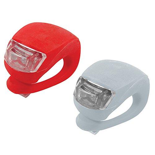 Silverline 752082 Luz LED con Clip, Caja de 2*