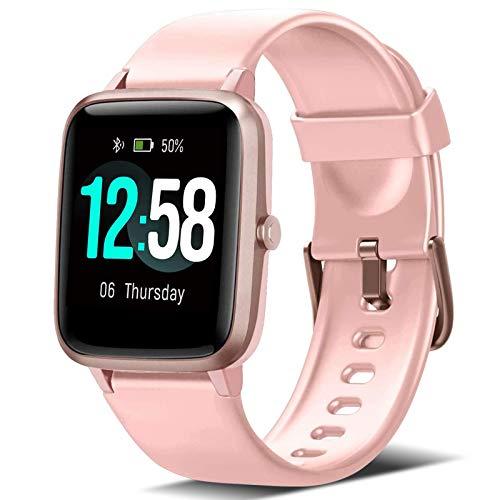 Blackview Smartwatch, Relojes Inteligentes Mujer - Reloj Digital Monitor de Sueño, Reloj Deportivo...*