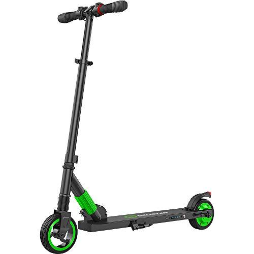 M MEGAWHEELS Scooter-Patinete electrico Adulto y niño, Ajustable la Altura, 5000 mAh, 23km/h....*