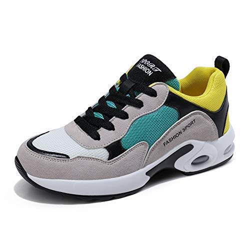 Padgene - Zapatillas de Running para Mujer, Estilo Casual, Zapatos Deportivos para Correr, Fitness, Gimnasio