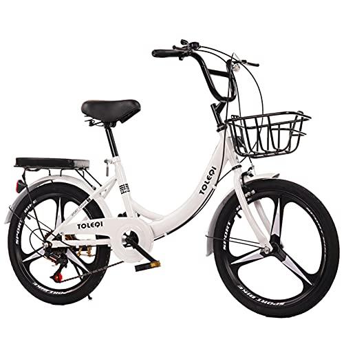 SHANJ Bicicleta para Niños de 20/22 Pulgadas para Niños de 8 a 14 Años,Bicicletas de Crucero para...*