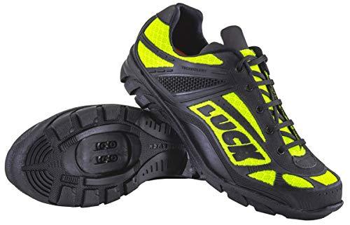 LUCK Zapatillas de Ciclismo Predator 18.0,con Suela de EVA Ideal para Poder adaptarte a Cualquier...*