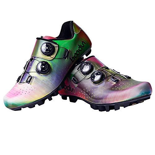 Zapatillas de Bicicleta de Montaña,,Calzado de Bicicleta, Zapatos de Bicicleta Antideslizantes...*
