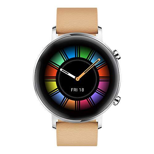 Huawei Watch GT 2 Classic - Smartwatch con Caja de 42 mm (Hasta 2 Semanas de Batería, Pantalla...*