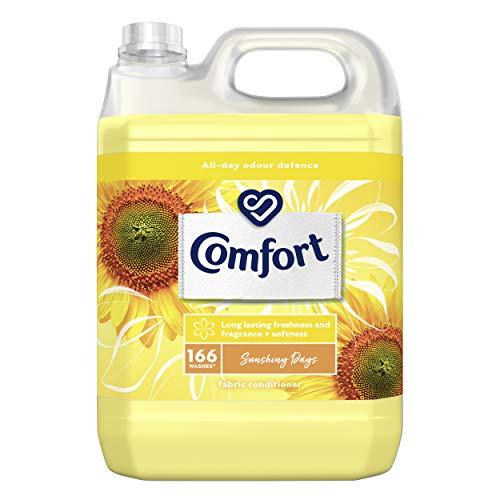 Comfort Sunshiny Days - Acondicionador de tela para todo el día para tu ropa para una frescura y...*