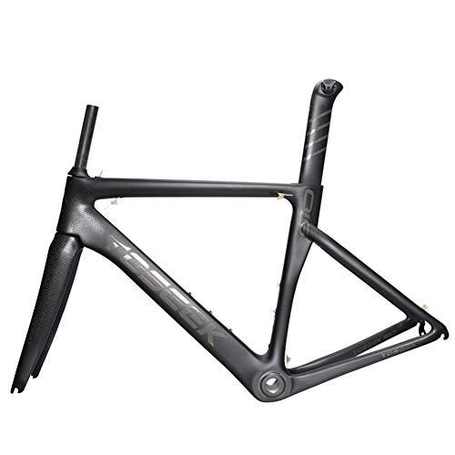 T800 Cuadro de Bicicleta de Carretera de Carbono, Cuadro de Bicicleta de Carbono Completo 700C con...*