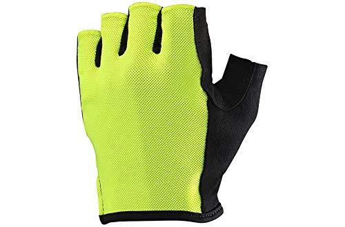 MAVIC Essential - Guantes cortos para bicicleta (talla XS), color amarillo*