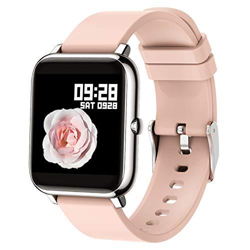 Popglory Smart Watch, Reloj Inteligente con Oxígeno Sanguíneo Presión Arterial Frecuencia...*