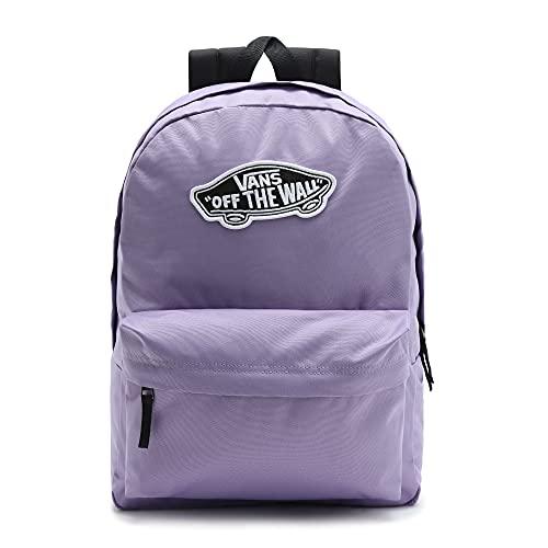 Vans Realm Backpack, Mochila Unisex Adulto, Chalk Violet, Talla única
