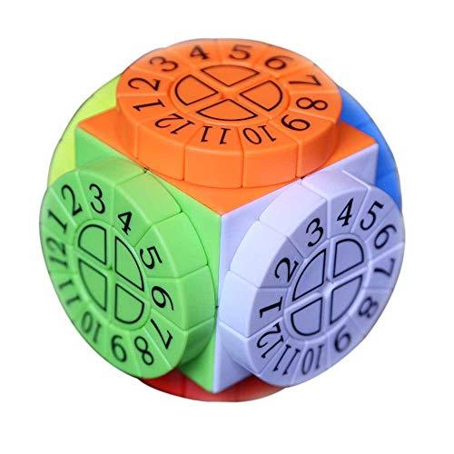 SXPC Time Machine Magic Cube Juguetes educativos para niños Niños Entrenamiento Cerebral*
