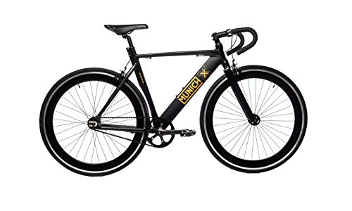Moma Bikes Bicicleta Fixie Urbana, Fixie MUNICH GLAM, Full Alu (Varias Tallas)*
