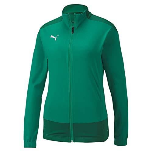 PUMA teamGOAL 23 Training Jacket W Chaqueta De Entrenamiento, Mujer, Pepper Green / Power Green, XS*