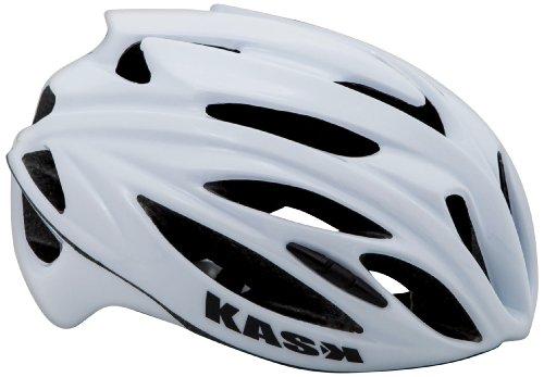 Kask Rapido - Casco para Bicicleta de Carretera, Color Blanco, Talla L (59-62 cm),Talla L (59-62 cm)*