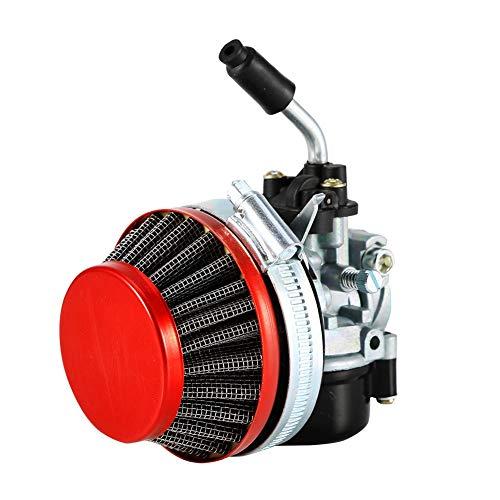 Carburador de carreras para motor de 2 tiempos bicicleta motorizada ATV Quad 40cc 50cc 80cc para...*