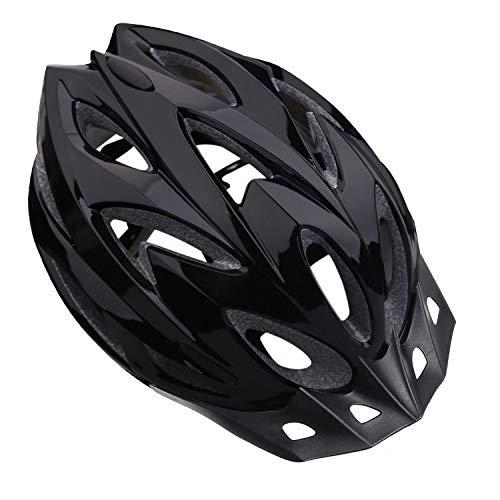 Shinmax Casco de Bicicleta Certificado CE Casco de Bicicleta para Hombre con Visera Desmontable...*