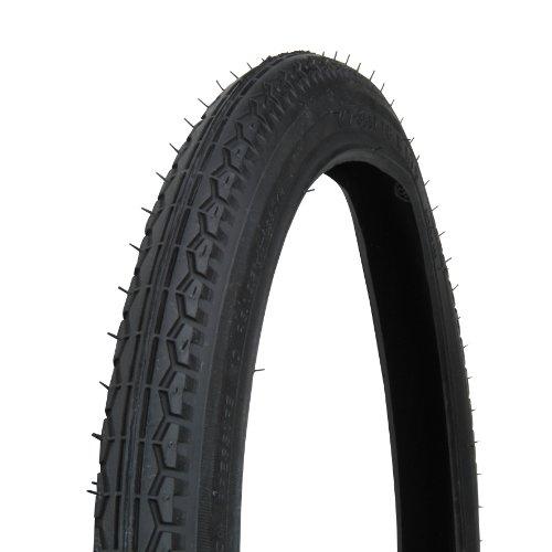Profex 60013 - Cubierta de Bicicleta de Paseo (18 x 1,75), Color Negro