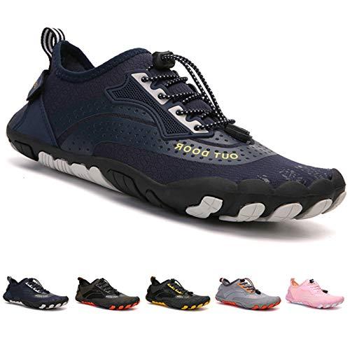 Zapatillas de Trail Running Minimalistas Zapatos Barefoot Agua Antideslizante Ligeras Natación de...*