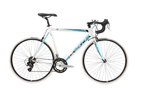 F.lli Schiano Run-R Bicicleta de Carretera, Men's, Blanco-Azul, 28