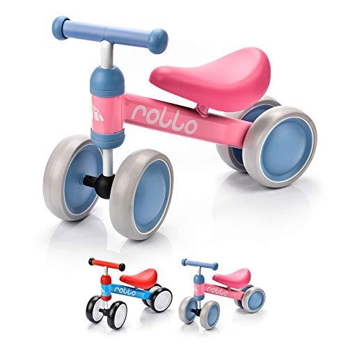 Bicicleta sin Pedales para Niños 1-5 años hasta 20 kg Ultraligera Mini Bici Bebés Infantil...*