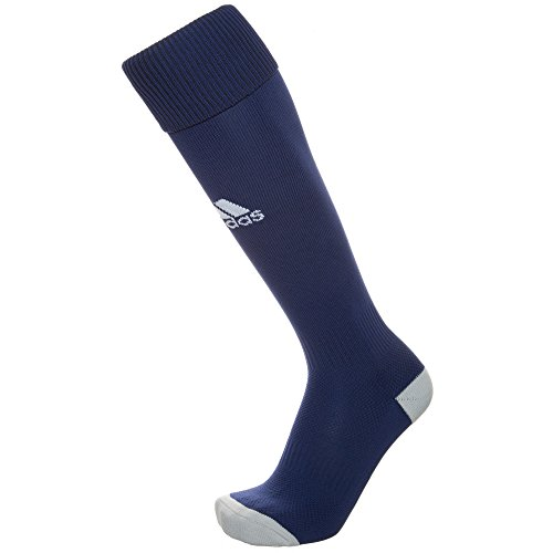 adidas Milano 16 Sock - Medias para hombre, multicolor ( AZUL / BLANCO), talla 43-45 EU, 1 par