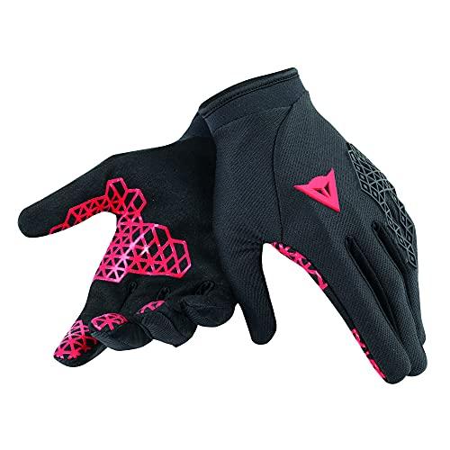 Dainese Tactic Gloves Guantes de MTB, Unisex-Adult, Negro/Negro, L*