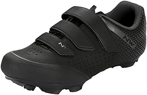 Northwave Origin 2 MTB 2021 - Zapatillas para bicicleta de montaña (talla 49), color negro y gris