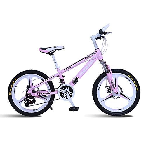 FUFU Boyas Y Niñas Bicicletas 20 Pulgadas, Bicicletas De Montaña, Sistema De Transmisión De 21...*