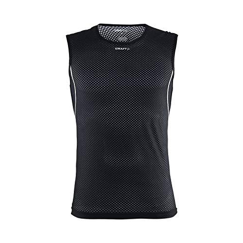 Craft Pro - Camiseta de Ciclismo para Hombre, tamaño XXL, Color Negro*
