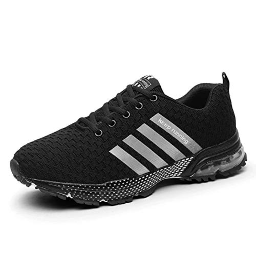 Zapatillas de Deporte Respirable para Correr Deportes Zapatos Running Hombre, Logobeing Calzado...*
