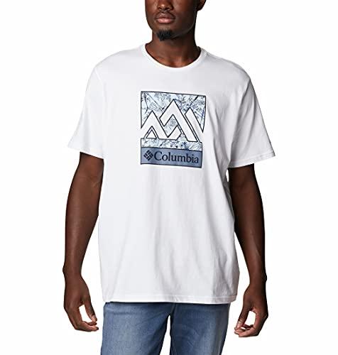 Columbia M Rapid Ridge Camiseta estampada para hombre