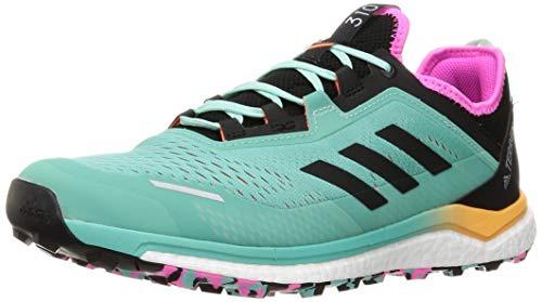 adidas Terrex Agravic Flow, Zapatillas de Trail Running Hombre, MENACI/NEGBÁS/ROSCHI, 41 1/3 EU