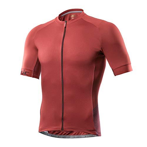 Santic Maillot Ciclista Hombre Top Ciclismo Bicicleta Bici Transpirable Secado Rápido Reflectante...*