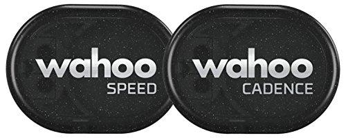 Wahoo Fitness Wahoo RPM Sensor de Cadencia y Velocidad, para iPhone, Android y ciclocomputadores
