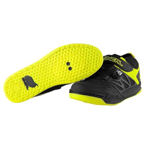 O'NEAL | Zapatilla de Ciclismo | MTB Downhill Freeride | Placa de Pedales SPD Compatible, Sistema de...*