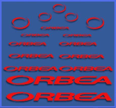 Ecoshirt Q0-B4Q3-BARC Pegatinas Orbea Dr04 Vinilo Adesivi Decal Aufkleber Клей MTB Stickers...*