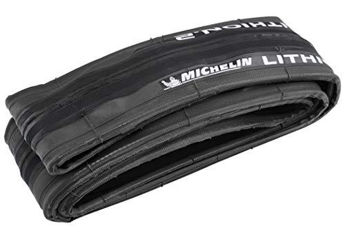 Michelin LITHION 2 A/F V3 Cubierta para Bicicleta, Deportes y Aire Libre, Gris Oscuro, 700X23*