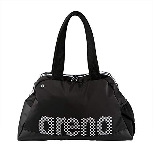 Arena Bolsa de Deporte arena Fast Woman Therese, Black-White, One Size Bolsa de Deporte, Unisex...*