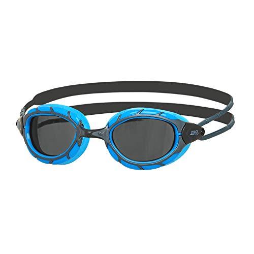 Zoggs Gafas de Natación, Adultos Unisex, Azul/Negro/Humo*