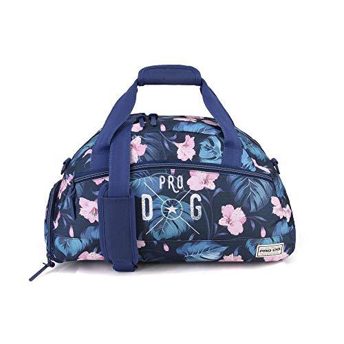 PRODG PRODG Tropic Blue-Uptown Sporttasche Bolso de Gimnasio 51 Centimeters 33.5 Multicolor (Multicolour)