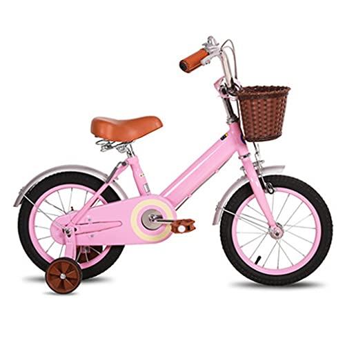 DHMKL 12/14/16/18 Pulgadas Bicis Infantiles Bicicleta con Cuadro Acero con Alto Contenido Carbono El...*