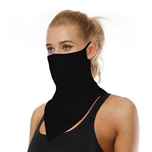 Totill Braga Cuello para Hombre o Mujer, Pueden Usar como Polainas para el Cuello, pañuelos, pasamontañas y más, Termico de Secado Rápido para Ciclismo, Corriendo, Deportes Polaina Cuello Bandana