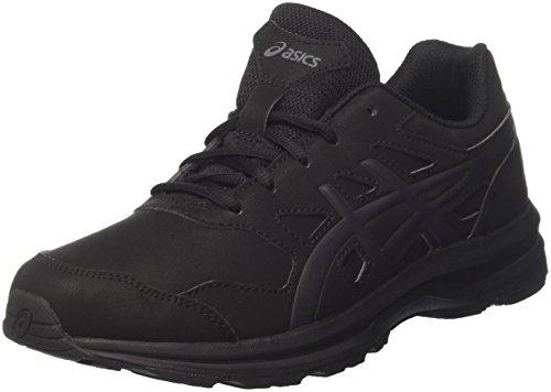 Asics Gel-Mission 3, Walking Shoe Hombre, Negro (Black/Carbon/Phantom 9097), 42 EU