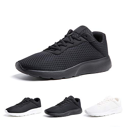 Zapatillas de Running Hombre Mujer Deportivas Casual Gimnasio Zapatos Ligero Transpirable Sneakers...*