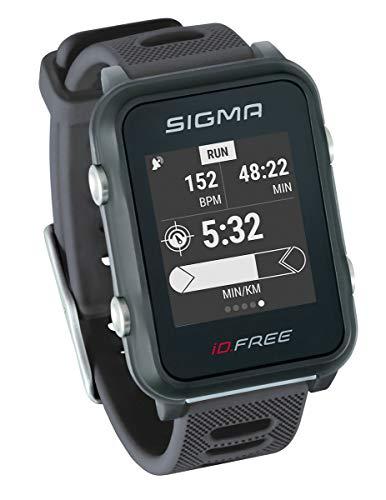 iD.FREE reloj multideportivo con GPS para el aire libre y navegación, notificaciones inteligentes,...*