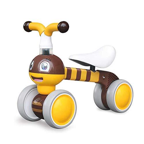 YGJT Bicicletas sin Pedales para Niños de 1 Año(10-36 Meses) Triciclos Bebes Correpasillos...*