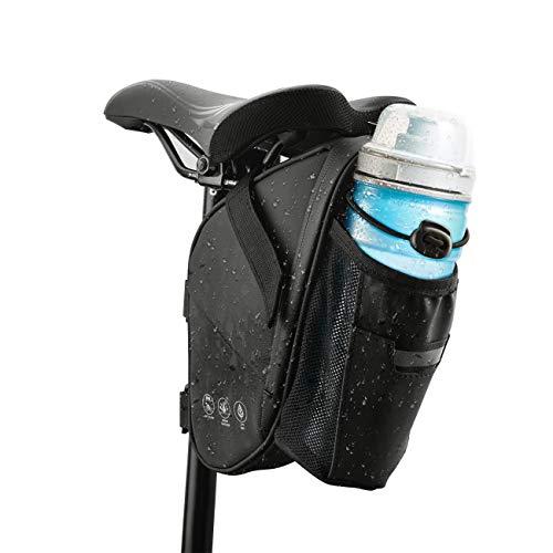 CCKOLE Alforjas para sillín de bicicleta, impermeables, para bicicleta de montaña, de carreras,...*