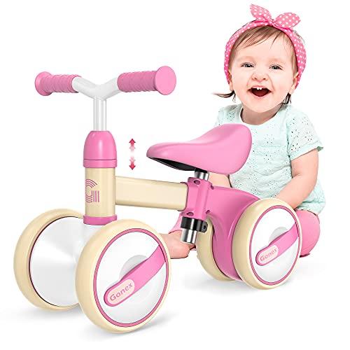 Gonex Bicicleta sin Pedales, Bici Bebe para Niños de 1 Año, Bicicleta Equilibrio de Altura...*